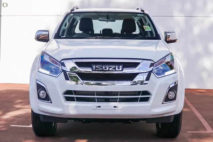 2018 ISUZU D-MAX LS-T High Ride (No Series) White