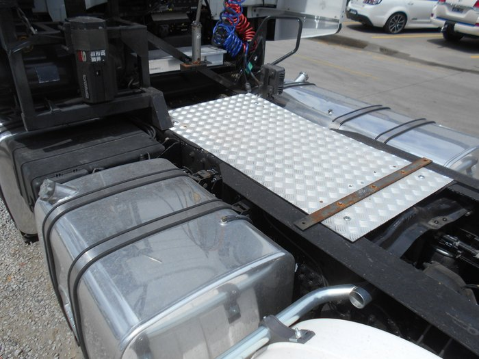 2012 Iveco Stralis WHITE