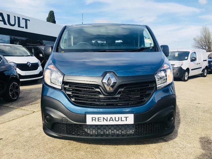 2018 Renault Trafic 85kW X82 Blue