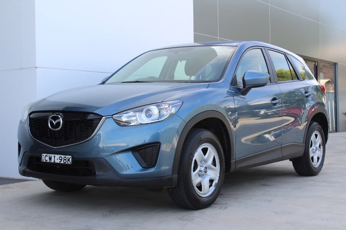 2014 MAZDA CX-5 Maxx KE Series Blue