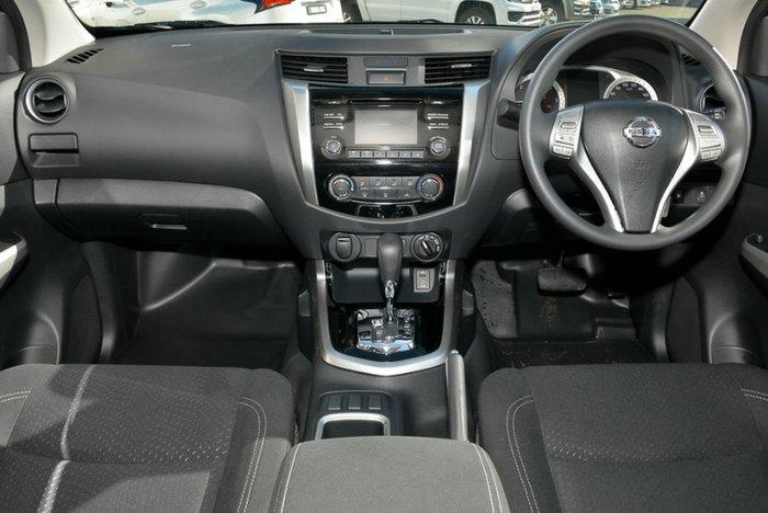 2018 Nissan Navara SL D23 Series 3 4X4 Dual Range BURNING RED
