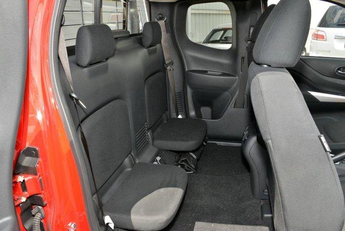 2018 Nissan Navara RX D23 Series 3 4X4 Dual Range BURNING RED