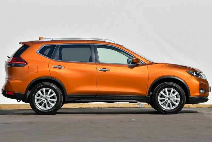 2018 Nissan X-Trail ST-L T32 Series II COPPER BLAZE