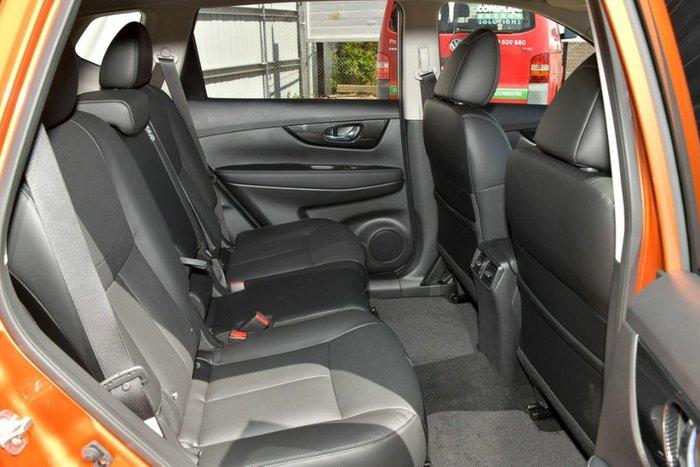2018 Nissan X-Trail Ti T32 Series II 4X4 On Demand COPPER BLAZE