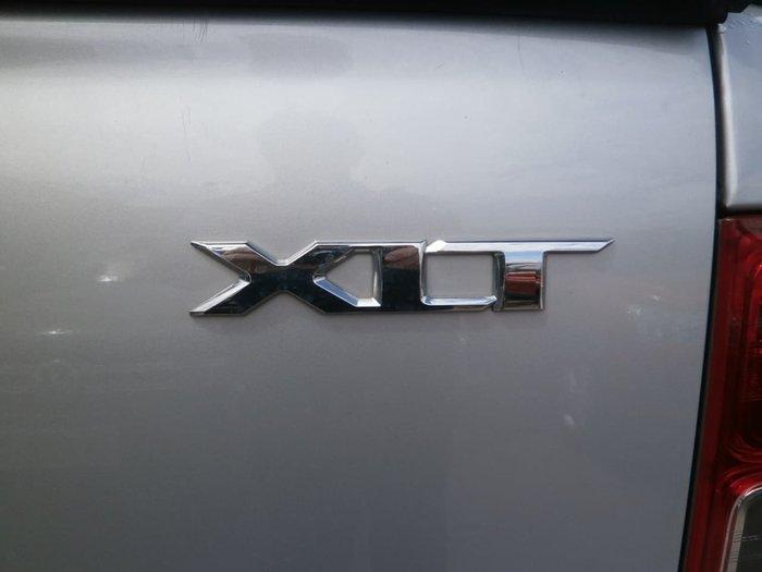 2013 FORD RANGER XLT PX Silver