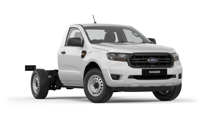 2018 FORD RANGER XL PX MkIII Cool White