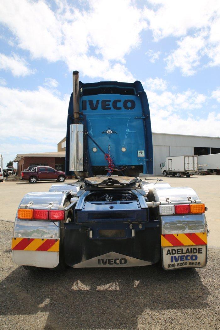 2015 Iveco Powerstar 7800 BLUE