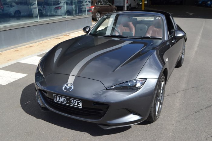 2017 MAZDA MX-5 GT ND Grey