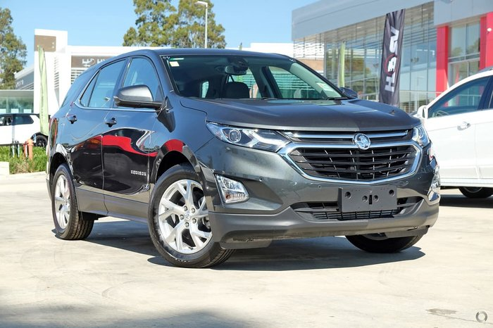 2018 HOLDEN EQUINOX LT EQ Grey