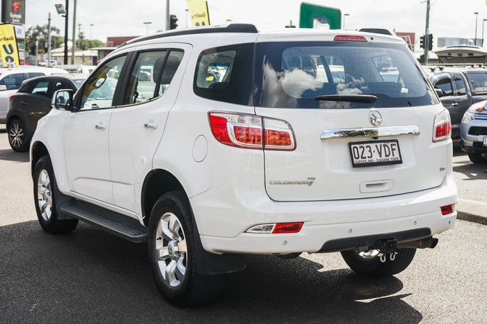 2014 HOLDEN COLORADO 7 LTZ RG White