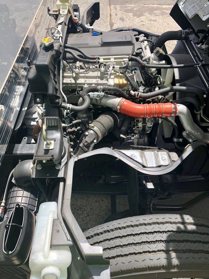 2018 Fuso Canter 918 FECX1KR4SFAD WIDE XXLWB White