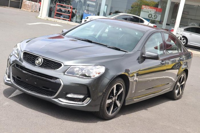 2017 Holden Commodore SV6 VF Series II MY17 Grey