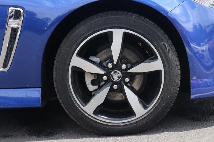 2017 HOLDEN COMMODORE SV6 VF Series II Blue