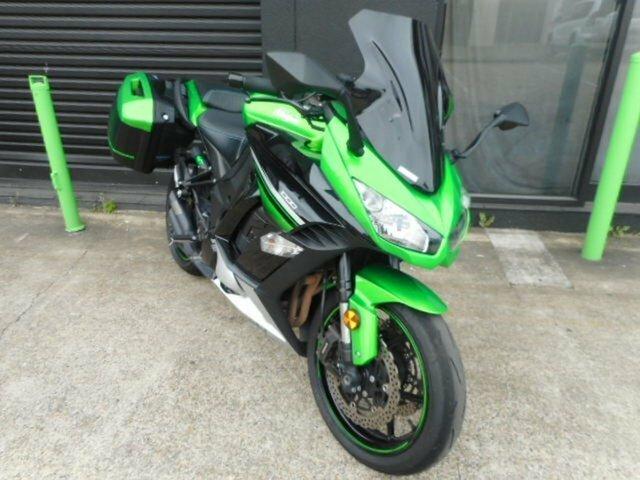 2015 Kawasaki NINJA 1000 Green