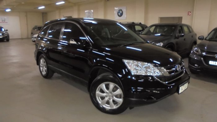 2010 HONDA CR-V Limited Edition RE Black