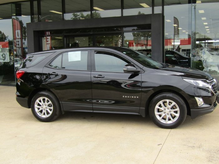 2017 Holden Equinox LS EQ MY18 Black