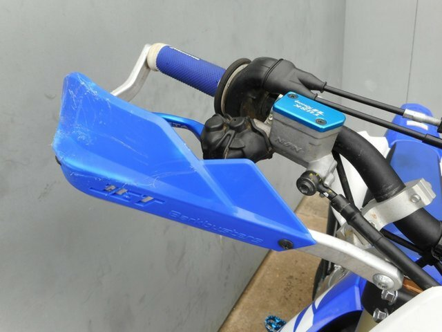2018 YAMAHA YZ450F Blue