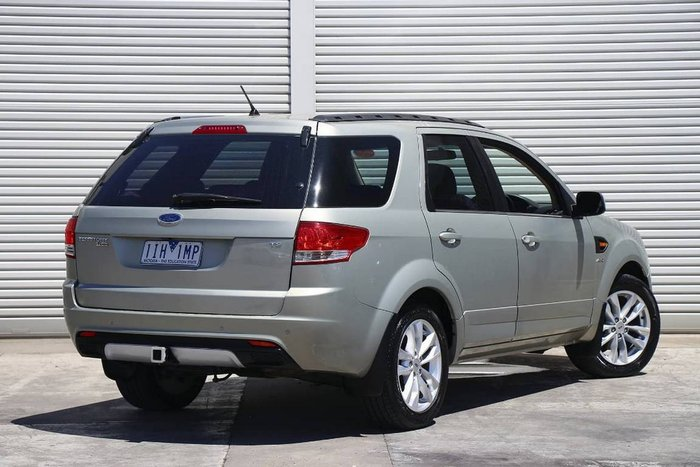 2011 FORD TERRITORY