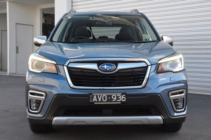 2018 Subaru Forester 2.5i-S S5 MY19 Blue