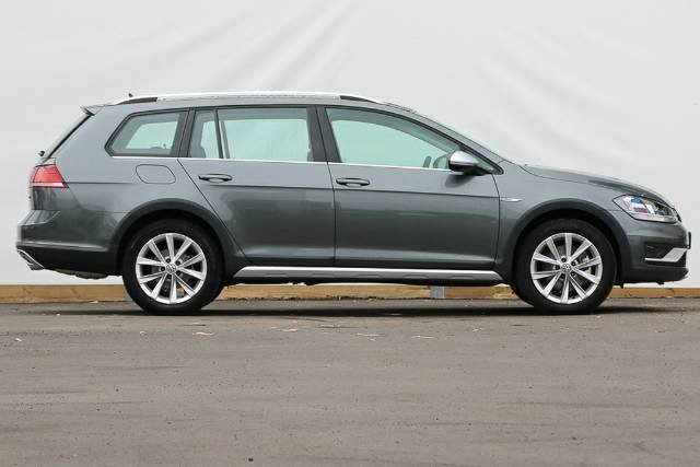 2018 Volkswagen Golf Alltrack 132TSI 7.5 MY19 INDIUM GREY