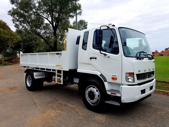 2018 FUSO FIGHTER 1627 null null White