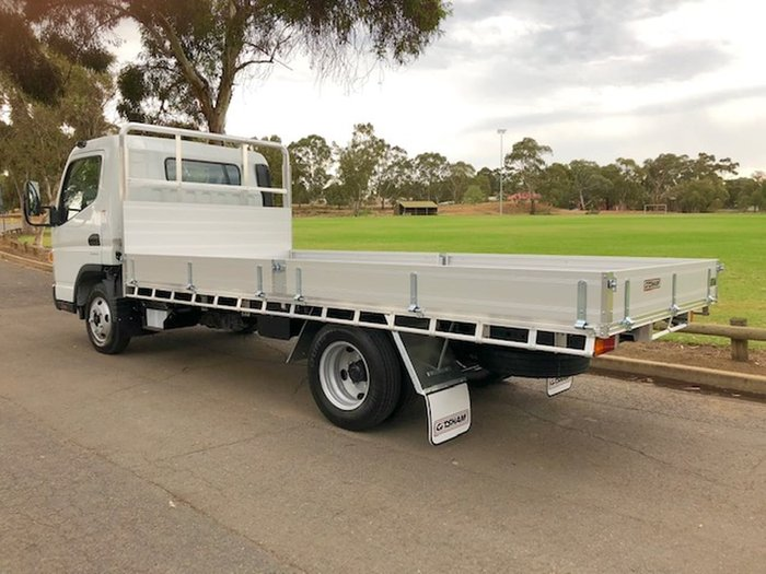 "2018 FUSO CANTER 515 AMT ALLOY D/S TRAY ""READY TO GO"