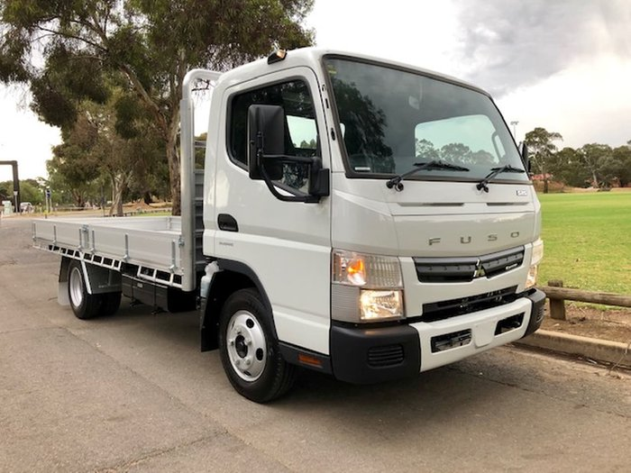 2018 FUSO CANTER 515 WIDECAB AMT TRAY *DEMO PRICES SLASHED BY $$$$** null null White