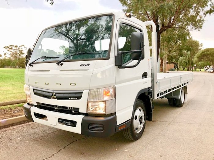 2018 FUSO CANTER 515 WIDE AMT - READY TO GO & CAR LICENCE null null White