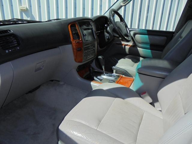 2002 Toyota Landcruiser