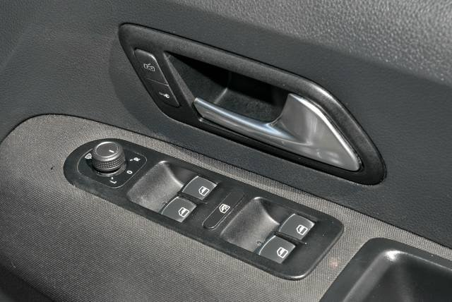 2017 Volkswagen Amarok TDI550 Highline 2H MY17 4X4 Constant REFLEX SILVER