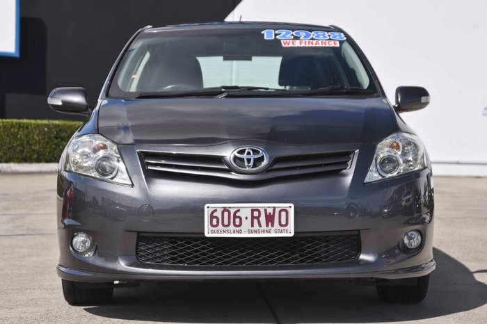 2011 Toyota Corolla Ascent Sport ZRE152R MY11 Grey