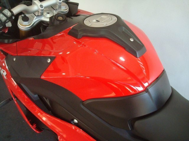0 Bmw 2016 BMW 1000CC S1000 XR RACING RED