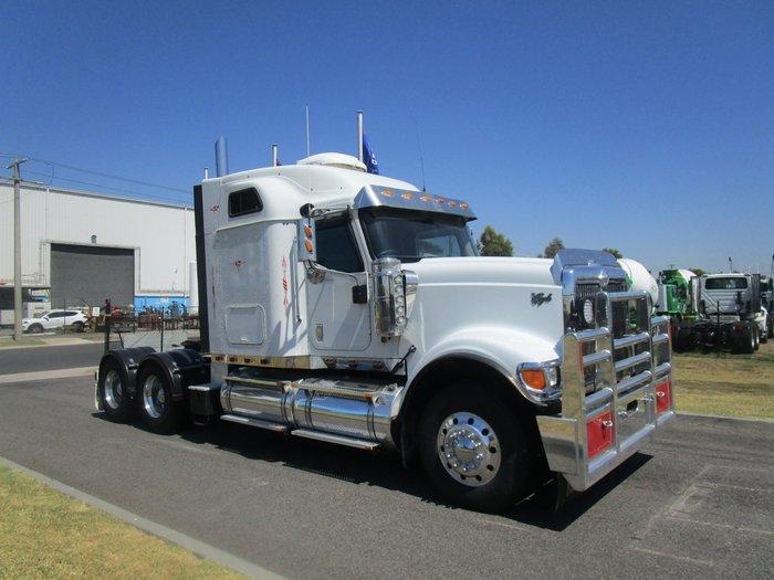 2009 International 9900 Eagle