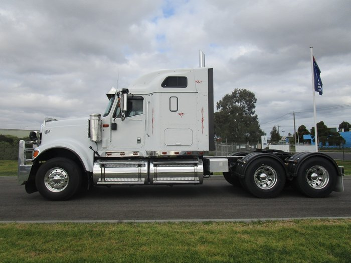 2009 International 9900 Eagle