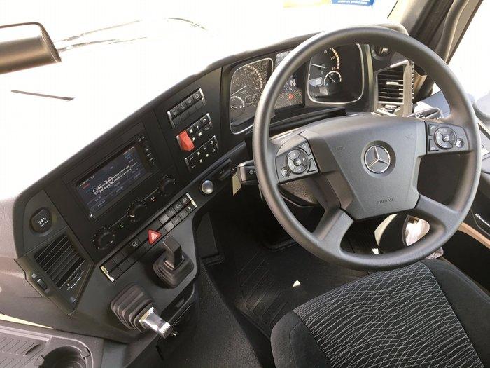 2018 Mercedes Benz 2653 L-Cab ClassicSpace White
