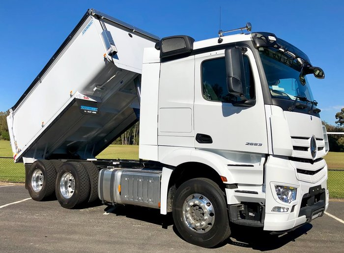 2018 MERCEDES-BENZ 2653 L-CAB CLASSICSPACE null null White