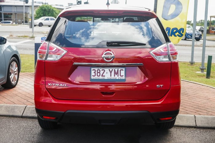 2016 Nissan X-Trail ST T32 Red