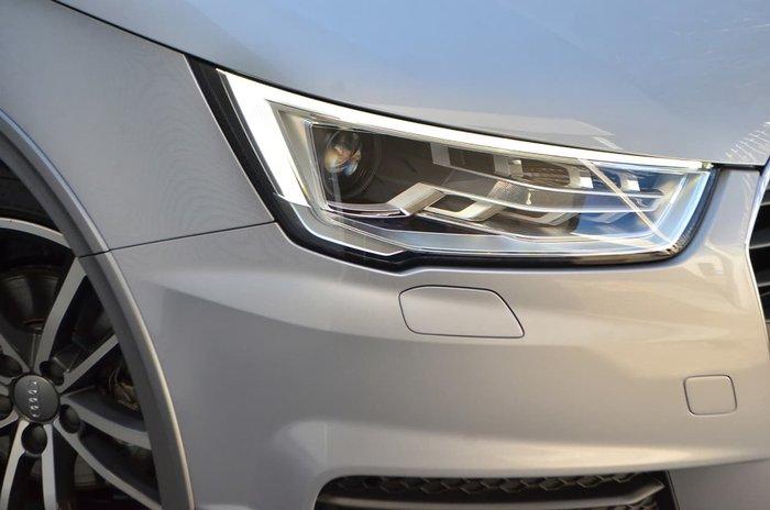 2017 Audi A1 Sport 8X MY17 Silver