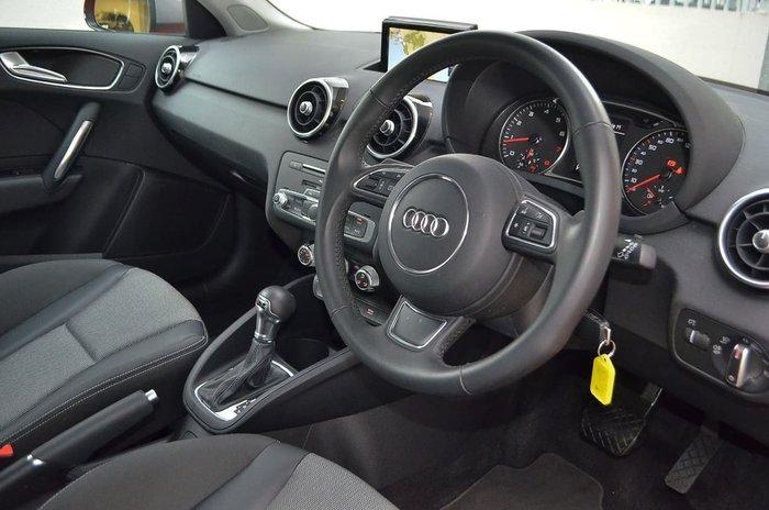 2017 Audi A1 Sport 8X MY17 Red