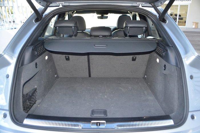 2017 Audi Q3 TDI Sport 8U MY17 Silver