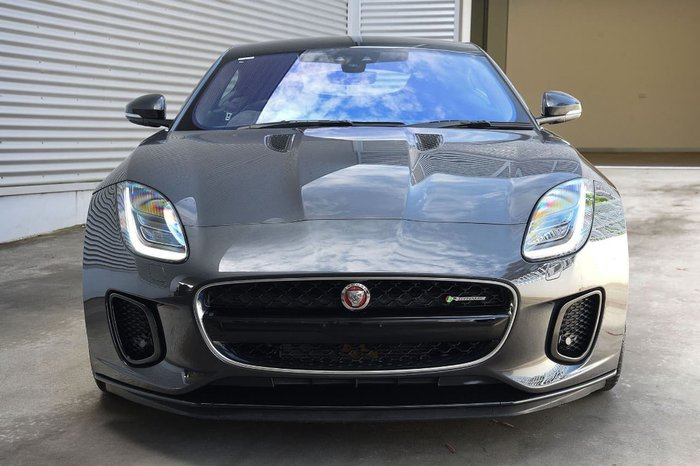 2017 Jaguar F-TYPE R-Dynamic 280kW X152 MY18 Grey