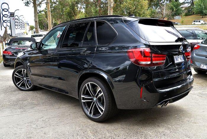 2015 BMW X5 M F85 4X4 Constant Black