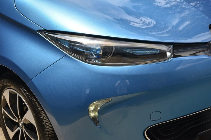 2017 Renault Zoe Intens B10 Blue