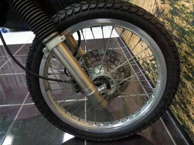 2009 Suzuki DR650SE Black