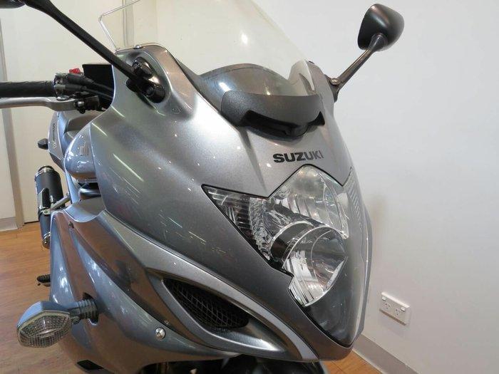 2010 Suzuki GSX1250FA Silver