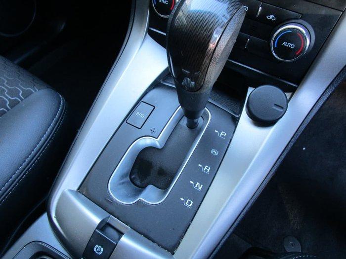 2015 Holden Captiva 7 CG MY15 Red