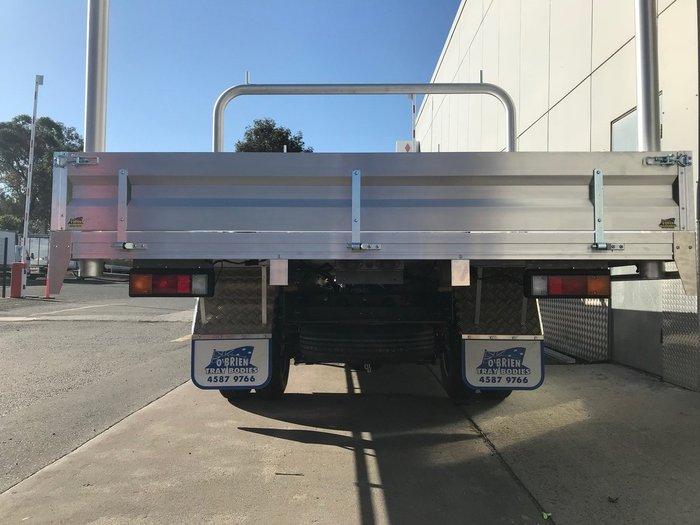 2018 Fuso Canter 515 Wide FEB21ER4SFAC White