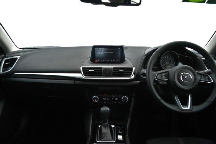 2017 Mazda 3 SP25 BN Series SILVER