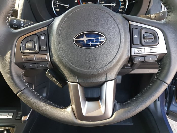 2018 Subaru Forester 2.5i-S S4 MY18 Blue
