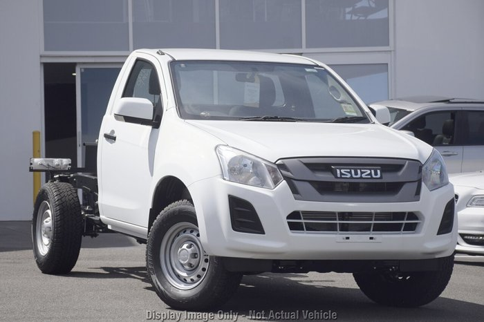 2018 Isuzu D-MAX SX High Ride